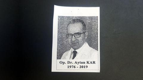 Doktor Aytan Kar son yolculuğuna uğurlandı