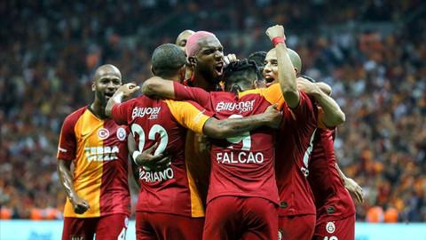 Galatasaray, geliriyle de zirvede