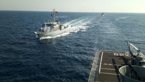 MSB: 15 devletten 48 gemi ve yaklaşık 4700 personel katıldı