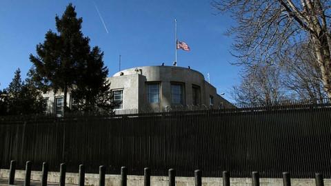 ABD Büyükelçiliği saldırısına cezalar verildi