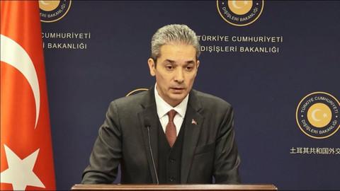 Hami Aksoy'dan DEAŞ'LI teröristlerin iadesiyle ilgili açıklama