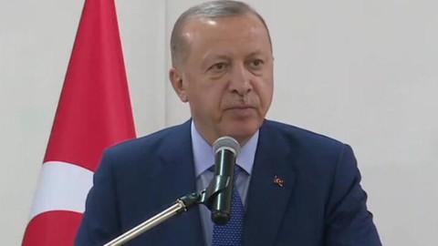 Erdoğan: Türk-Katar Birleşik Müşterek Kuvvet Komutanlığı samimiyetin timsalidir