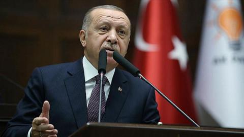 """Cumhurbaşkanı Erdoğan: """"Kendisi delikanlıca 'özür dilerim' demedi"""""""