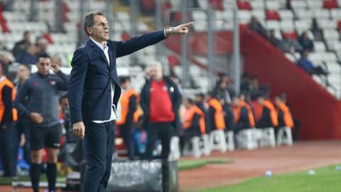 Stjepan Tomas: Antalyaspor'u yukarıya taşıyacağız