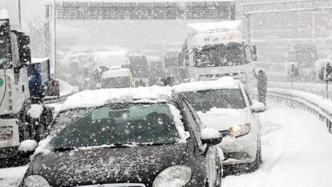 Kış Mevsiminde Alınacak Trafik Tedbirleri
