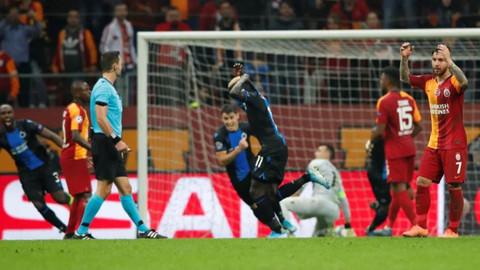 Galatasaray UEFA şansını zora soktu