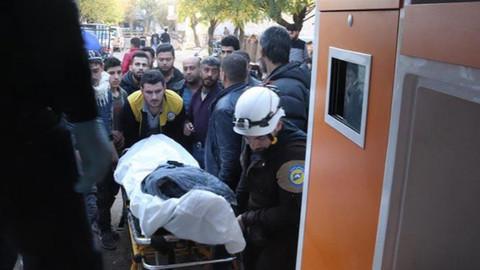 YPG/PKK Tel Rıfat'tan Azez'deki sivillere saldırdı