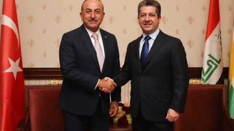 Çavuşoğlu: Türkiye Kürtleri değil, terör örgütü PKK/YPG'yi hedef almıştır