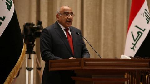 Irak Başbakanı Abdulmehdi istifa ediyor