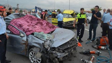 Kazada 2'si kız kardeş 4 kişi ölmüştü