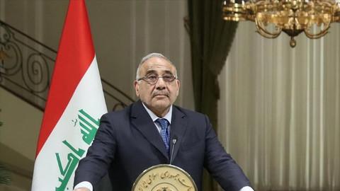 Irak'ta Başbakan'ın istifası kabul edildi