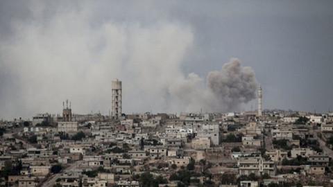 Rusya ve Esed rejiminden İdlib'e hava saldırıları!