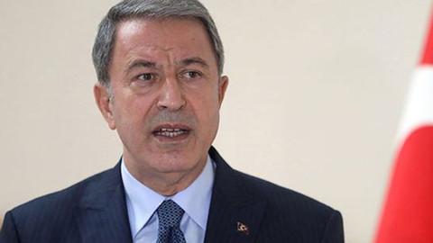 Milli Savunma Bakanı Akar: Yalnız bırakıldık