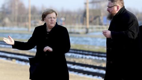 Titreme nöbetleriyle başlamıştı! Merkel yine endişelendirdi