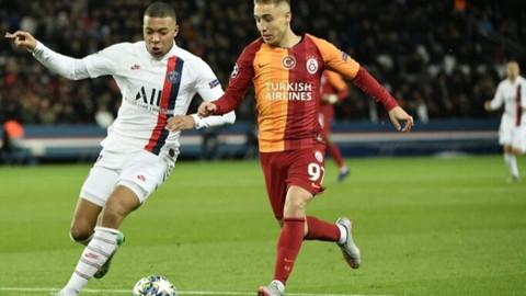 Galatasaray Avrupa'ya havlu attı