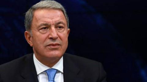 Bakan Akar'dan ABD'nin soykırım kararına tepki