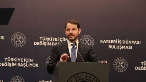 Bakan Albayrak: Kamu bankaları yeni yıldan önce faiz oranını tek haneye düşürecek