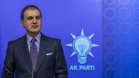 AK Partili Ömer Çelik'ten ABD'ye tepki