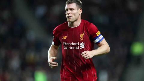 Liverpool''da Milner'ın sözleşmesi uzatıldı
