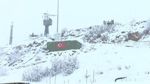 PKK'ya yönelik 7 üs bölgesi kuruldu!