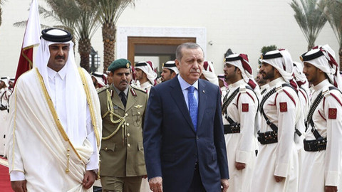 Katar'ın Türkiye sorusu