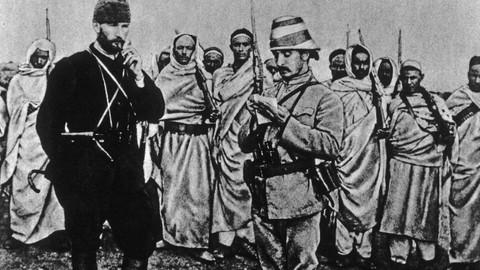 Abdulkadir Selvi yazdı: Atatürk'ün Libya'da ne işi vardı?