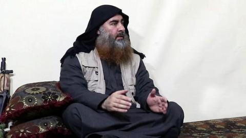 Bağdadi'ye bağlı DEAŞ timi yakalandı