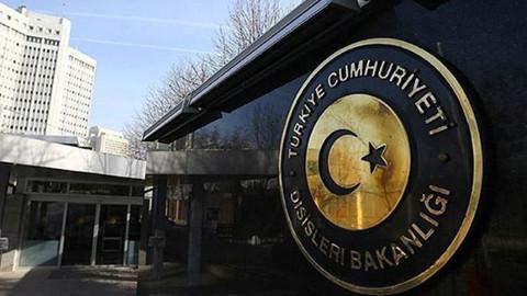 Türkiye'den Hollanda'ya sert tepki: Kabul edilemez
