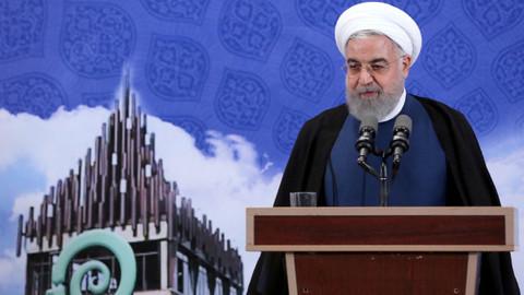 Ruhani'den yaptırım değerlendirmesi: ABD'nin hegemonik planlarını sürdürme aracı haline geldi