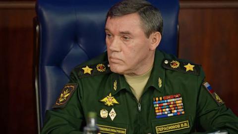 Rusya Genelkurmay Başkanı General Gerasimov: NATO savaşa hazırlanıyor