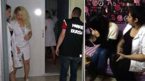 Masaj salonunda fuhuş yaptıran evli çift tutuklandı