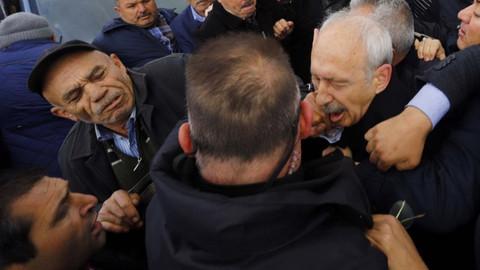 Kılıçdaroğlu'na saldırı olayında yeni gelişme!