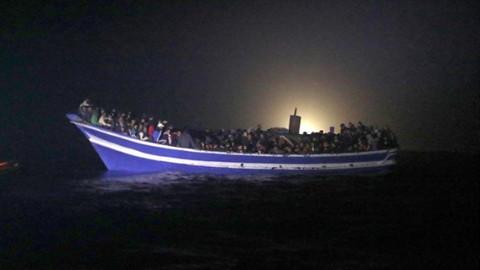 İtalya'ya düzensiz göçmen gelişlerinde rekor azalma