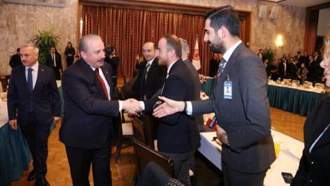 TBMM Başkanı Mustafa Şentop: Etkinlikler yıl boyunca sürecek