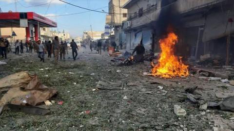 Tel Abyad'daki patlamada yaralanan asker şehit oldu