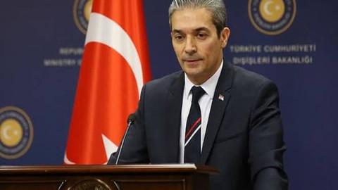 """Dışişleri Bakanlığı'ndan """"Libya"""" açıklaması"""