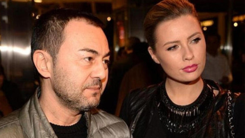 Serdar Ortaç ile Chloe Loughnan senetle boşanmışlar