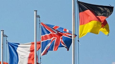 Almanya, Fransa ve İngiltere'den ortak açıklama!
