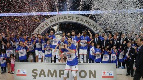 Türkiye Kupası'na katılacak takımlar belli oldu