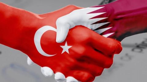 Katar'dan Türkiye açıklaması: Her türlü zorlukta Türkiye'nin yanındayız
