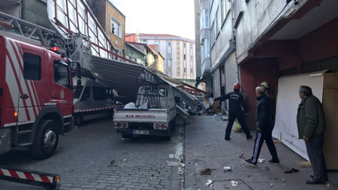 Fırtınanın İstanbul'da yarattığı bilanço açıklandı