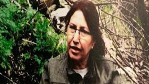 PKK'nın en üst yapılanmasındaki kritik isim öldürüldü