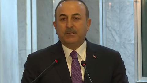 Bakan Çavuşoğlu: Cumhurbaşkanımızın talimatıyla buraya geldim