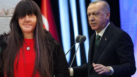 Berfin'den Cumhurbaşkanı Erdoğan'ın sözlerine ilk yorum