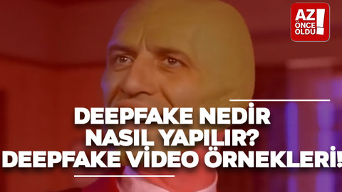 Deepfake nedir, nasıl yapılır? Deepfake video örnekleri!