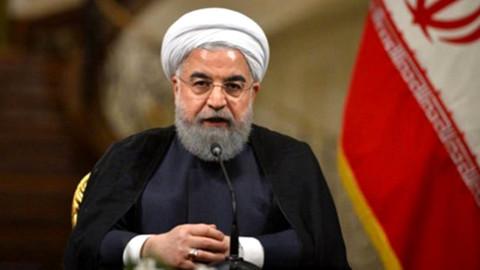 Ruhani'den ABD açıklaması: Bölgedeki askeri varlığı gerilimi artırmıştır