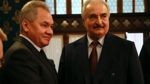 Rusya: Hafter anlaşmaya sıcak bakıyor