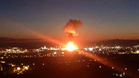 İspanya'daki patlamada 1 kişi öldü!