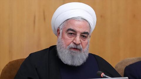 Ruhani'den yeni açıklama: ABD ve Avrupa güçleri güvende değil