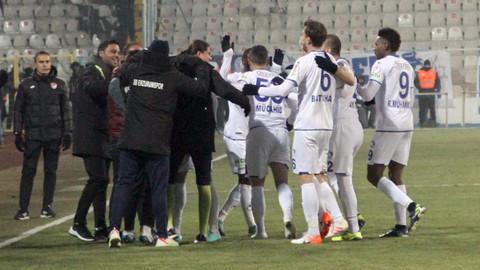 Beşiktaş kupada uzatmalarda yıkıldı
